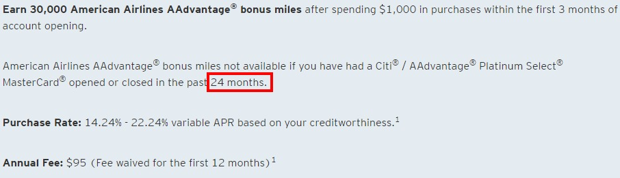 Citi World Elite Mastercard Travel Points
