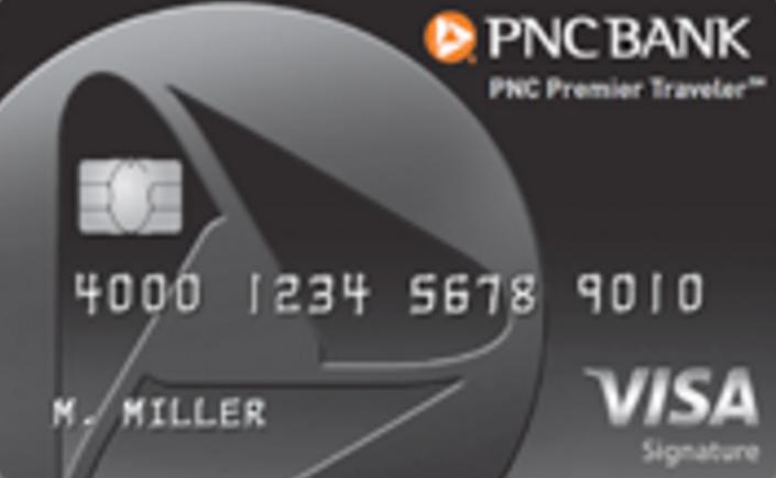 Pnc Premier Traveler Visa Signature Credit Card Balance