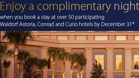 Visa signature luxury hotel collection ends free night for Visa hotel luxury collection