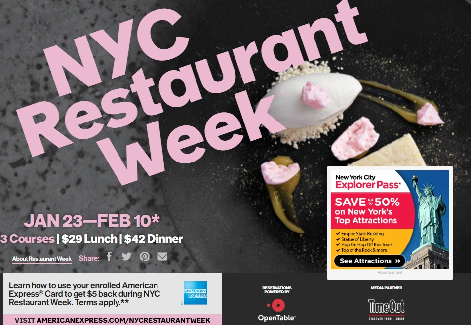 Nyc restaurant weekc2ae jan 23e28093feb 10 the official guide to new york cityeg fandeluxe Choice Image