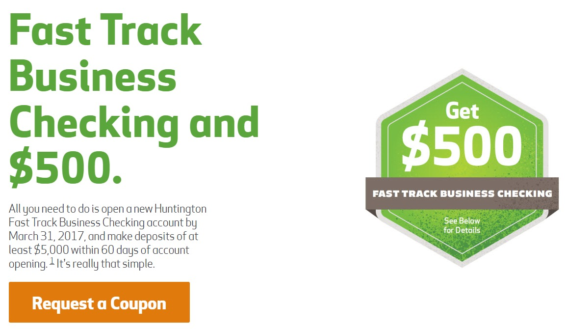 Fast track business checking and 500eg fandeluxe Choice Image
