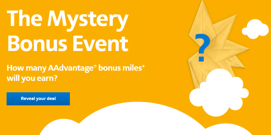 Aadvantage Eshopping Mall Mystery Bonus Check Your Offer