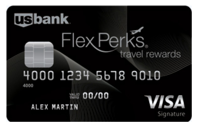 Us Bank Flexperks Travel Rewards Visa