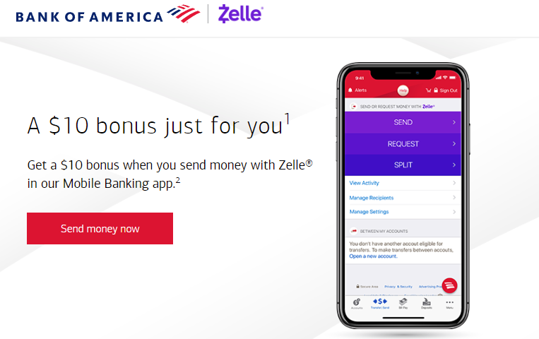 Sending Money With Zelle