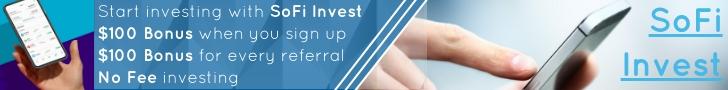SoFi Invest $100 Bonus